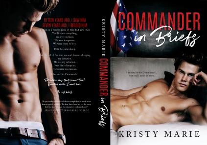 KMCommanderinBriefsBookCover6x9_BW_400