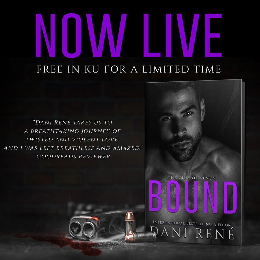 RELEASE TOUR ~ Title: Bound, Series: Sins of Seven – Book