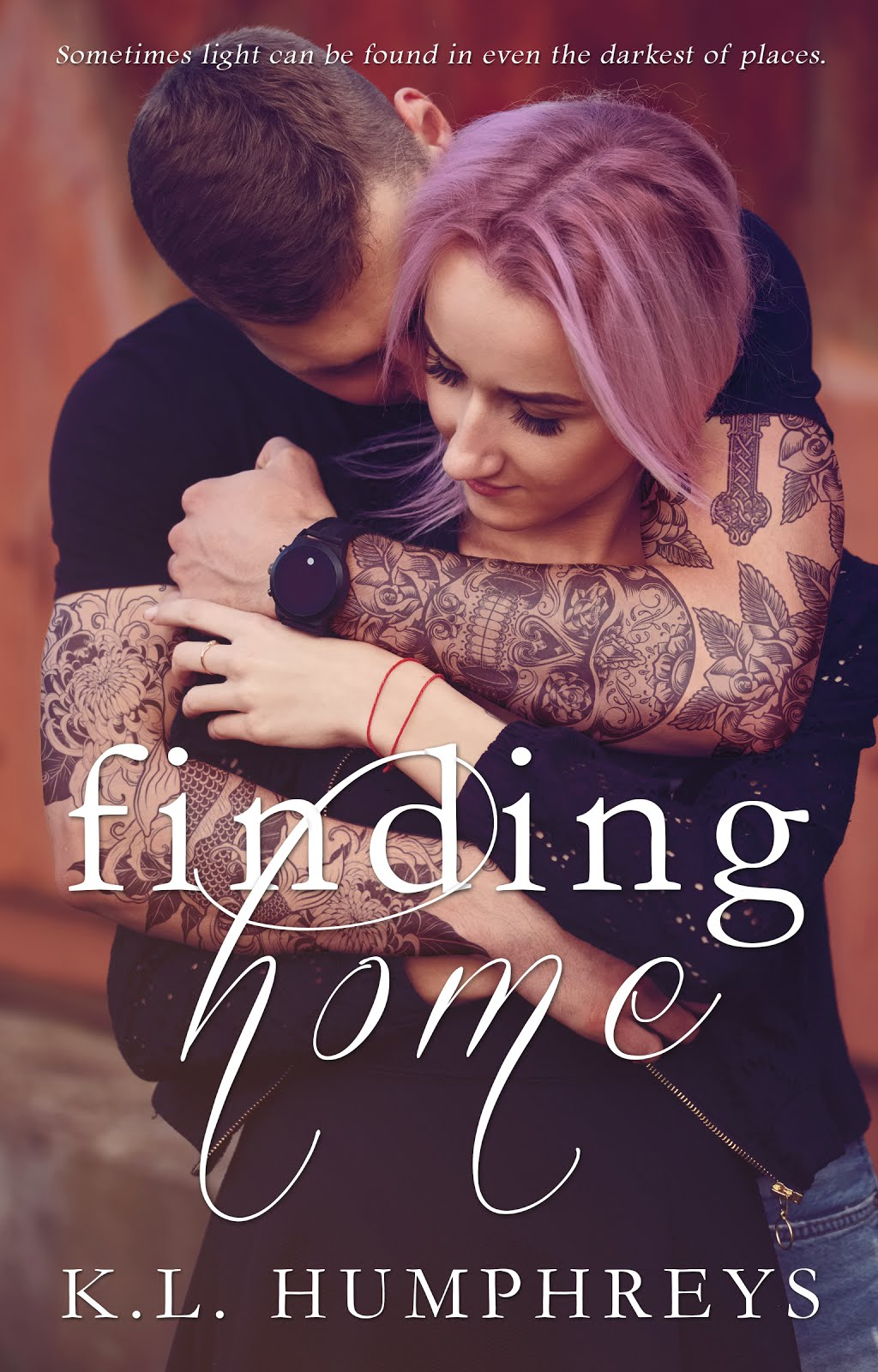 COVER REVEAL ~Title: Finding Home, Author: K L  Humphreys