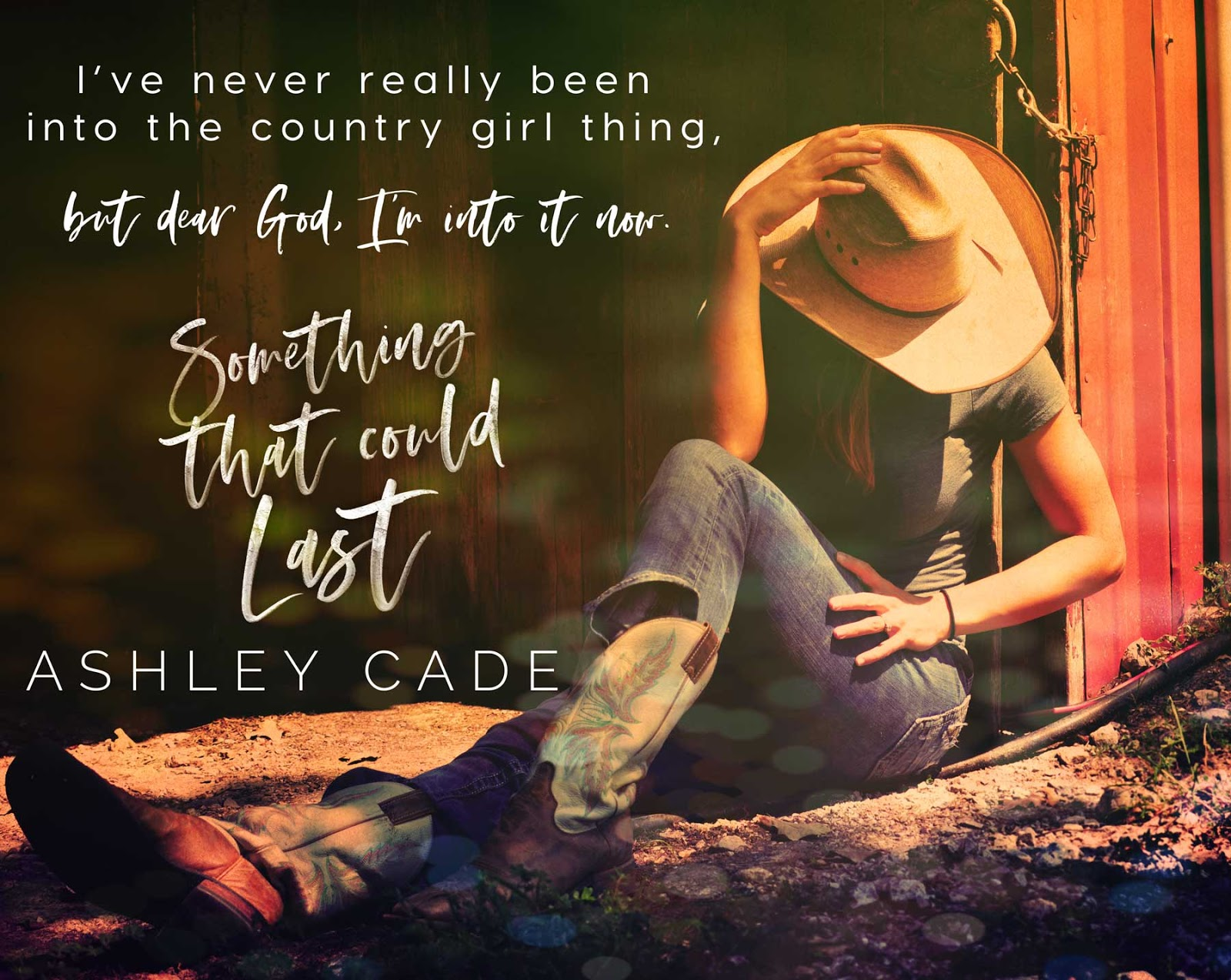 COVER REVEAL: Title: Something That Could Last, Series: Wild