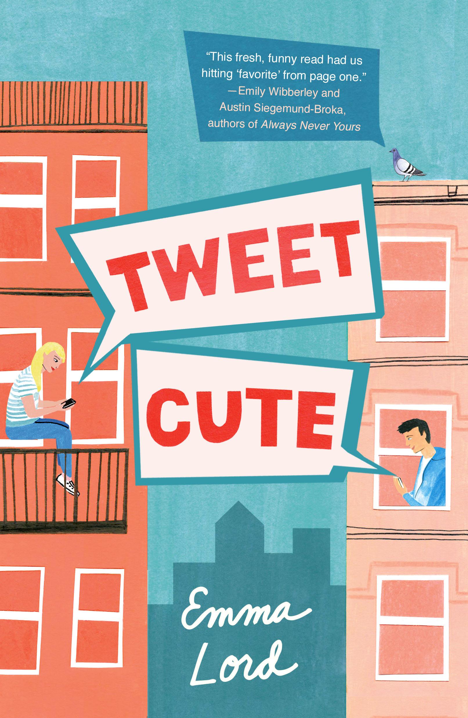 Tweet Cute_Cover