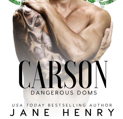 Carson Jane Henry Ecover copy