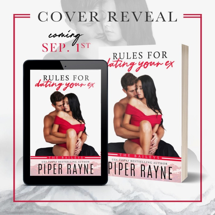 DatingYourEx cover reveal
