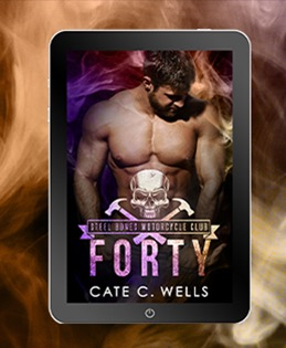 Forty Release Banner